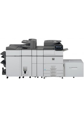 MX-M654N Alto Volumen Grupos de Trabajo 65 ppm Doble Carta.