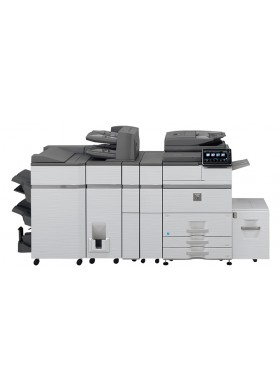 MX-M754N Alto Volumen Grupos de Trabajo 75 ppm Doble Carta.