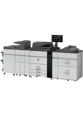 MX-M1205 Alto Volumen Produccion 120 ppm Doble Carta.